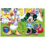 Puzzle  Trefl-19277 Daisy et Minnie font la fête