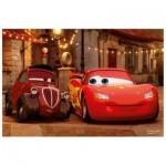 Puzzle  Trefl-19399 Cars 2 : Flash McQueen