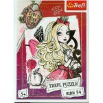 Trefl-19476 Mini Puzzle - Ever After High