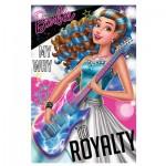 Trefl-19529 Mini Puzzle - Barbie Rock and Royals