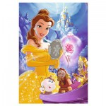 Trefl-19538 Mini Puzzle - Disney Princesses