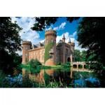 Puzzle  Trefl-26074 Le château de Moyland