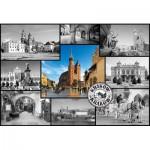 Puzzle  Trefl-26126 Pologne, Cracovie : Ville que j'aime