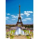 Puzzle  Trefl-27051 La Tour Eiffel