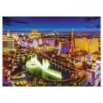 Puzzle  Trefl-27081 Las Vegas by Night