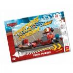 Trefl-31110 Puzzle Cadre : Cars