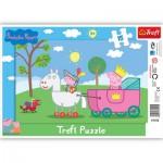 Trefl-31152 Puzzle Cadre : Chevalier