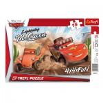 Trefl-31211 Puzzle Cadre - Cars