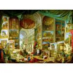 Puzzle  Trefl-33034 Antiquités