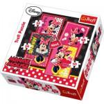 Puzzle  Trefl-34119 Belle Minnie