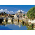 Puzzle  Trefl-37087 Le Vatican