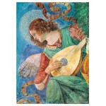 Puzzle  Trefl-37215 Melozzo da Forli, Ange musicien