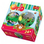 Trefl-60210 Puzzle Balle - Le navet