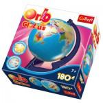 Trefl-60214 Puzzle Globe : Mappemonde en polonais