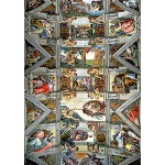 Puzzle  Trefl-65000 Michel Ange : La Chapelle Sixtine