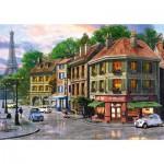 Puzzle  Trefl-65001 Rue de Paris