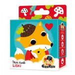 CzuCzu-33643 Mini Puzzle - Renard