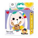 CzuCzu-33645 Mini puzzle - Lapin