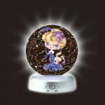 Pintoo-A2396 Puzzle en Plastique avec LED - Signe du Zodiaque de Stanley : Scorpion