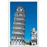 Pintoo-H1265 Puzzle en Plastique - Italie, Tour de Pise
