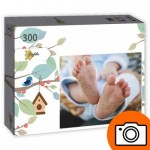 PP-Photo-300 Puzzle Photo personnalisé 300 pièces