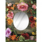 Art-Puzzle-4263 Puzzle Miroir - Rose Beauty