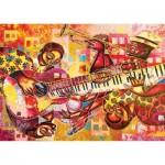 Puzzle  Art-Puzzle-4362 Orchestre