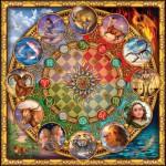 Puzzle  Art-Puzzle-4394 Ciro Marchetti : Mandala