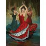 Puzzle  Art-Puzzle-4400 Flamenco