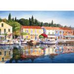 Puzzle  Art-Puzzle-4412 Grèce : Fiscardo