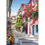 Puzzle  Art-Puzzle-4414 Grèce : Parga