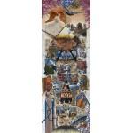 Puzzle  Art-Puzzle-4433 Seval Minaz : Histoire d'Istanbul