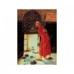 Puzzle  Art-Puzzle-4452 Osman Hamdi Bey : Le Dresseur de Tortues