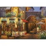 Art-Puzzle-4456 Puzzle Néon - Au Comte Roger