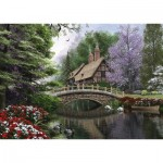 Puzzle  Art-Puzzle-4620 Stone Bridge