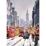 Puzzle  Art-Puzzle-4637 Whitehall in Snow