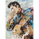 Puzzle  Art-Puzzle-4644 Elvis Presley