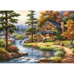 Puzzle  Art-Puzzle-4649 Septembre