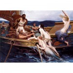 Puzzle  Art-Puzzle-4701 Herbert James Draper : Ulysse et les Sirènes