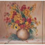 Puzzle  Art-Puzzle-61019 Ahmet Yesil : Mes Fleurs