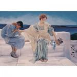 Puzzle  Art-Puzzle-61505 Lawrence Alma-Tadema : Ne m'en demande pas plus