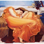 Puzzle  Art-Puzzle-81045 Lord Leighton Frederic : Flaming June