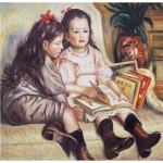Puzzle  Art-Puzzle-81046 Renoir Auguste : Portrait d'enfants