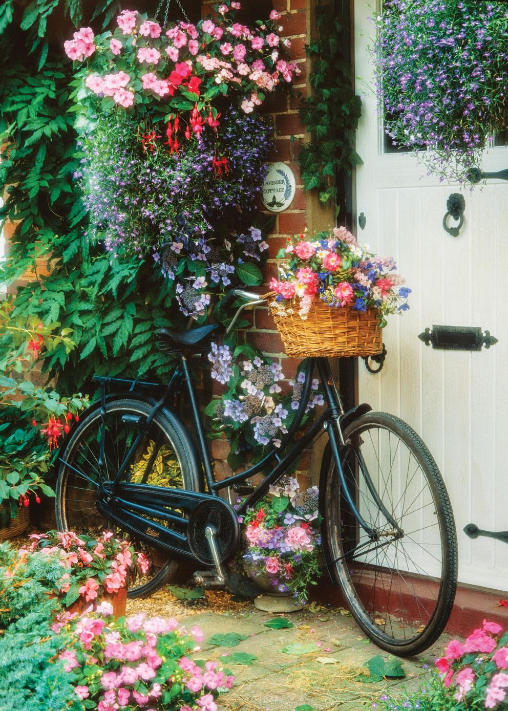 v lo et fleurs 500 teile art puzzle puzzle acheter en ligne. Black Bedroom Furniture Sets. Home Design Ideas