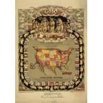 Puzzle  Grafika-00551 Le Porcineograph , 1875