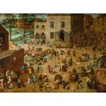 Puzzle  Grafika-00709 Brueghel Pieter : Les Jeux d'enfants, 1560