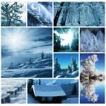 Puzzle  Grafika-00803 Collage Neige