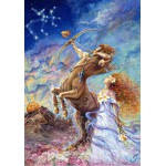 Puzzle  Grafika-00825 Signe du Zodiaque - Sagittaire