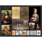Puzzle  Grafika-00872 Léonard de Vinci - Collage