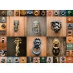 Puzzle  Grafika-00937 Collage - Portes